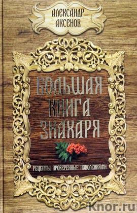 "Александр Аксенов ""Большая книга знахаря"""