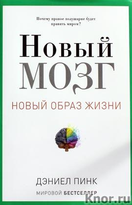 """Дэниел Пинк """"Новый образ жизни. Новый мозг. Почему правое полушарие правит миром?"""" Серия """"Новый образ жизни"""""""