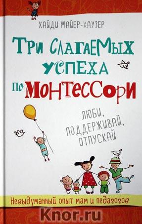 "Хайди Майер-Хаузер ""Три слагаемых успеха по Монтессори"""