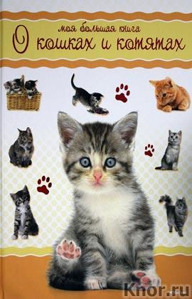 """Н. Коэ """"Моя большая книга о кошках и котятах"""""""