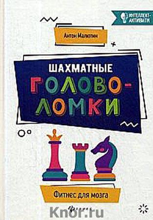 "Антон Малютин ""Шахматные головоломки"" Серия ""Интеллект-активити"""