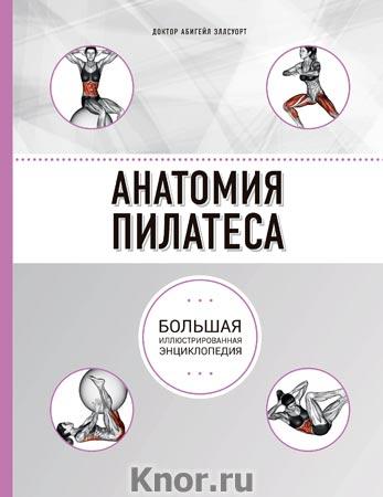 """Абигейл Эллсуорт """"Анатомия пилатеса"""" Серия """"Анатомия спорта"""""""