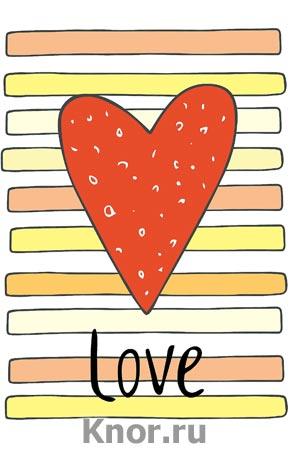 """Блокнот для записей """"Love"""". Серия """"Блокноты Like"""""""