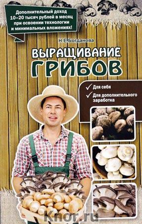 """Н.Е. Богданова """"Выращивание грибов"""""""