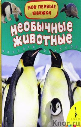 """Необычные животные. Серия """"Мои первые книжки"""""""