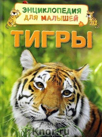 """Д. Маклейн """"Тигры"""" Серия """"Энциклопедия для малышей"""""""