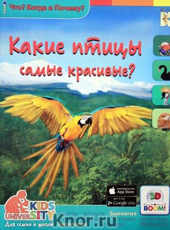 """В.В. Владимиров """"Какие птицы самые красивые?"""" Серия """"Что? Когда и Почему?"""""""