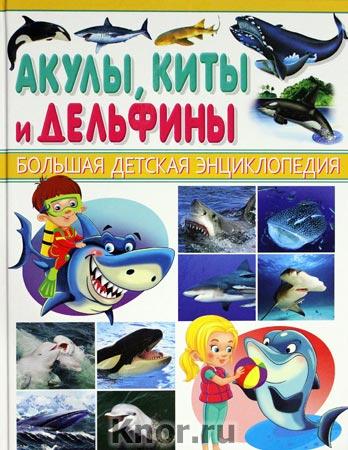 """С.В. Рублёв """"Акулы, киты, дельфины. Большая детская энциклопедия"""""""