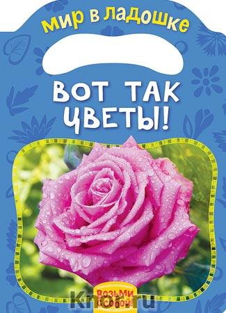 """Е.К. Мазанова """"Вот так цветы!"""" Серия """"Мир в ладошке"""""""