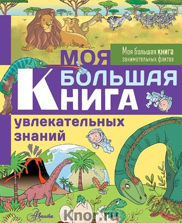 """Э. Лепети """"Моя большая книга увлекательных знаний"""" Серия """"Моя большая книга занимательных фактов"""""""