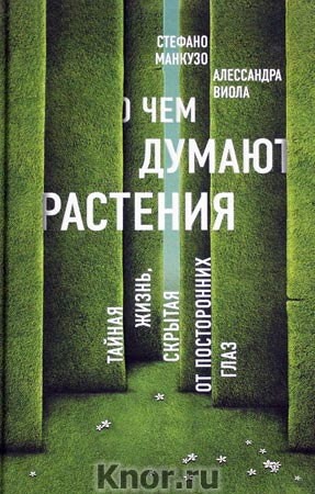 "Стефано Манкузо, Алессандра Виола ""О чем думают растения"" Серия ""Non-fiction. Best"""