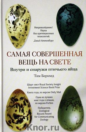 """Тим Беркхед """"Самая совершенная вещь на свете: Внутри и снаружи птичьего яйца"""""""