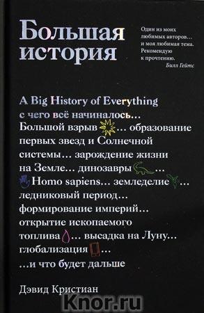 """Дэвид Кристиан """"Большая история: с чего все начиналось и что будет дальше"""""""