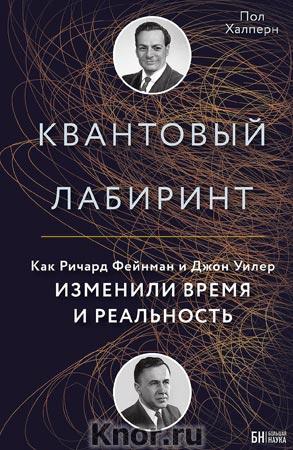 """Пол Халперн """"Квантовый лабиринт. Как Ричард Фейнман и Джон Уилер изменили время и реальность"""" Серия """"Большая наука"""""""