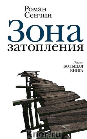 """Роман Сенчин """"Зона затопления"""" Серия """"Новая русская классика"""""""