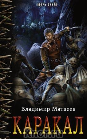 "Владимир Матвеев ""Каракал"" Серия ""Бояръ-Аниме"""