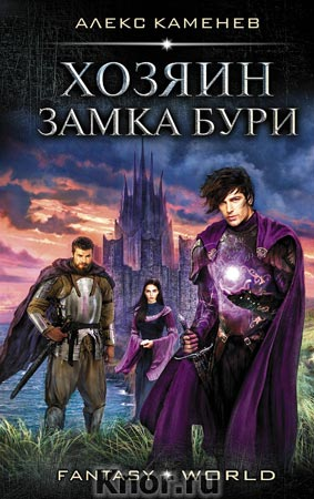 "Алекс Каменев ""Хозяин Замка Бури"" Серия ""Fantasy-world"""