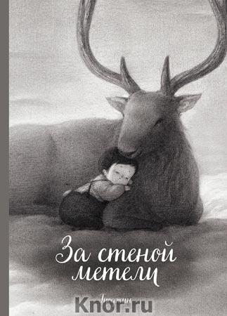 """Гуоджин """"За стеной метели"""" Серия """"Детские комиксы"""""""