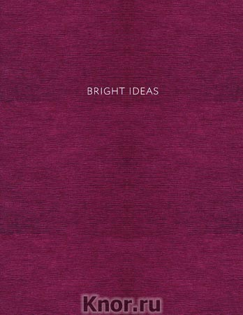 """Bright Ideas (красный). Серия """"Блокноты в точку. Bullet Journal"""""""
