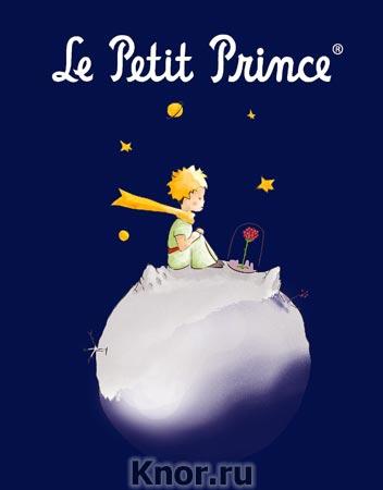 """Тетрадь. Маленький принц. Синяя. Моя планета (48 листов, клетка). Серия """"Школьные тетради. Лицензия"""""""