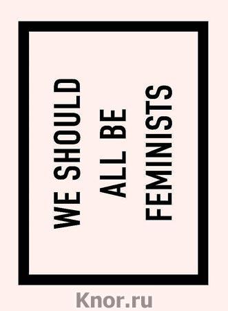 """Кардхолдер, We should all be feminists (215х65 мм). Серия """"GirlUp. Книги, разбивающие стереотипы"""""""