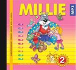 """CD-диск. С.И. Азарова и др. """"Millie. Английский язык. Аудиоприложение к учебнику для 2 класса"""" MP3"""