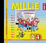 """CD-диск. С.И. Азарова и др. """"Millie. Английский язык. Аудиоприложение к учебнику для 4 класса"""" MP3"""