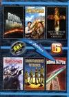 DVD-диск. Сборник 6 в 1: Война миров. Золотоискатели. Мост короля Людовика Святого. 7 секунд. Великолепная четверка. Война миров