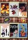 DVD-диск. Сборник 6 в 1: Стелс. Повар-вор. Баллада о Джеке и Роуз. Экстремальное свидание. Дура. Мама не горюй 2