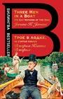 """Джером К. Джером """"Трое в лодке, не считая собаки. Three Men in a Boat"""" Серия """"Билингва Bestseller"""""""