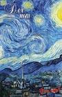 """Тетрадь для нот. 24 листа. Ван Гог. Звездная ночь. Серия """"Тетради для нот"""""""