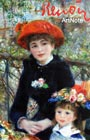 "Ренуар. ArtNote mini. Две сестры. Серия ""Блокноты. ArtNote mini"""