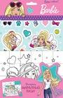 """Barbie. Будь собой! Серия """"Mattel. Barbie. Магнитные раскраски-пазлы с наклейками"""""""