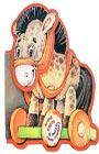 """Агния Барто """"Я люблю свою лошадку"""" Серия """"Забавные мордашки и хвостики"""""""