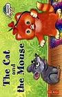 """1 уровень. Кошка и мышка. The Cat and the Mouse (на английском языке). Серия """"Читаем вместе"""""""