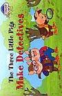 """Н.А. Наумова """"2 уровень. Три поросенка становятся детективами. The Three Little Pigs Make Detectives (на английском языке)"""" Серия """"Читаем вместе"""""""