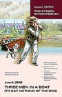 """Джером Клапка Джером """"Трое в лодке, не считая собаки. Книга для чтения на английском языке"""" Серия """"Адаптированное чтение. Английский язык"""""""