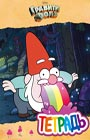 """Тетрадь. Гравити Фолз. Гном с радугой (24 листа, клетка). Серия """"Disney. Гравити Фолз. Тетради"""""""