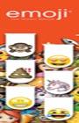 """Магнитные закладки. Эмодзи (6 закладок). Серия """"Вселенная Emoji-Эмодзи"""""""