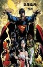 """Вселенная DC Comics. Календарь настенный на 2020 год. Серия """"Календари настенные 2020"""""""