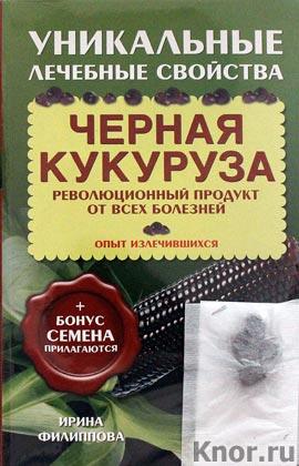 "Ирина Филиппова ""Черная кукуруза"""