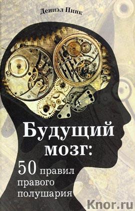 """Дэниел Пинк """"Будущий мозг: 50 правил правого полушария"""""""