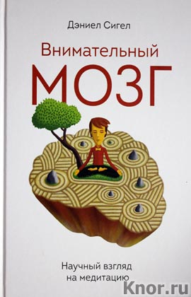 """Дэниел Сигел """"Внимательный мозг. Научный взгляд на медитацию"""" Серия """"Личное развитие"""""""