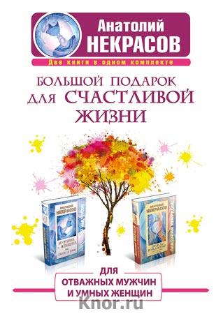 """Анатолий Некрасов """"Большой подарок для счастливой жизни. Для отважных мужчин и умных женщин"""""""