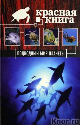 """Оксана Скалдина """"Красная книга. Подводный мир планеты"""" Серия """"Красная книга для больших и маленьких"""""""