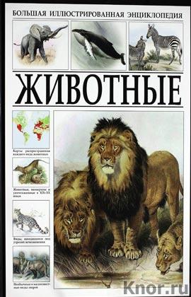 Большая иллюстрированная энциклопедия. Животные