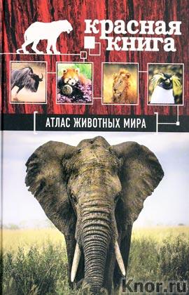 """Оксана Скалдина """"Атлас животных мира"""" Серия """"Красная книга для больших и маленьких"""""""