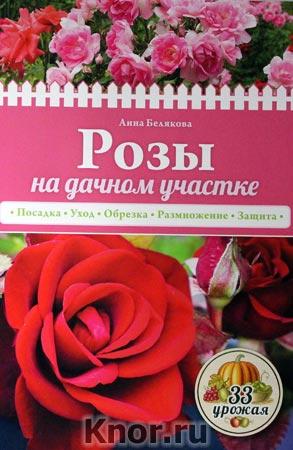 """Анна Белякова """"Розы на дачном участке"""" Серия """"33 урожая"""""""