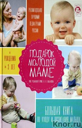 """Н.П. Шабалов """"Подарок молодой маме. Большая книга по уходу и воспитанию малыша"""" Серия """"Мать и дитя"""""""