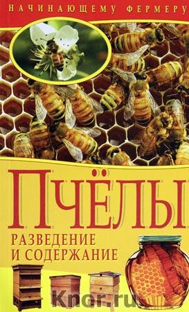 """Начинающему фермеру. Пчелы. Разведение и содержание. Серия """"Начинающему фермеру"""""""